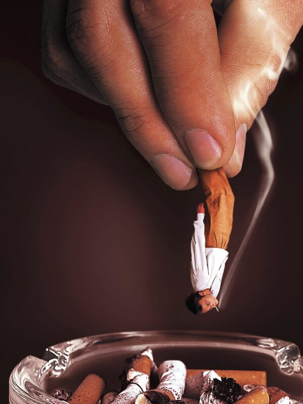 Istoé - Cigarro - Capa