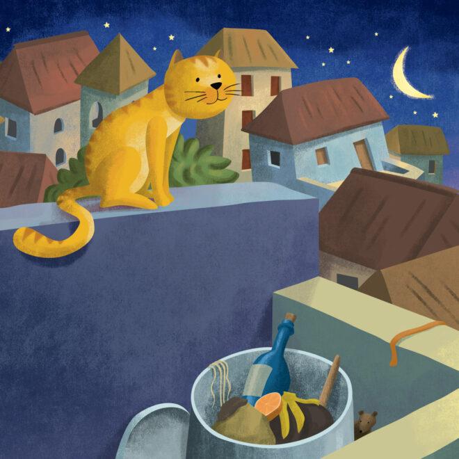 Botero e o gato Chiquinho