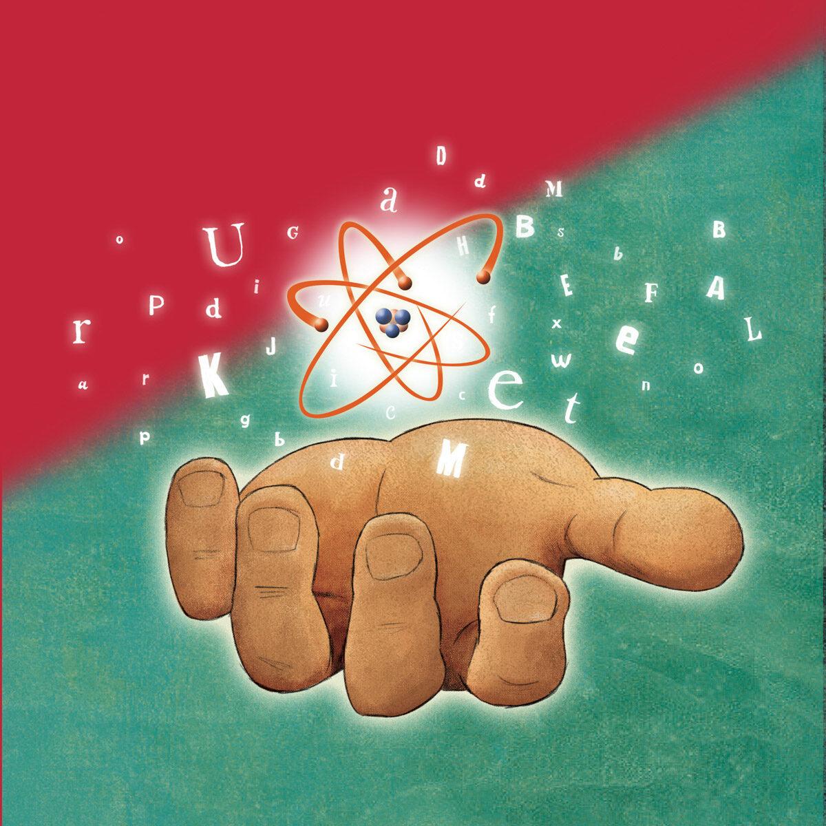 Ilustração para livro da editora FTD
