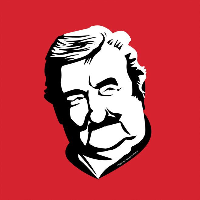 Mujica Portrait