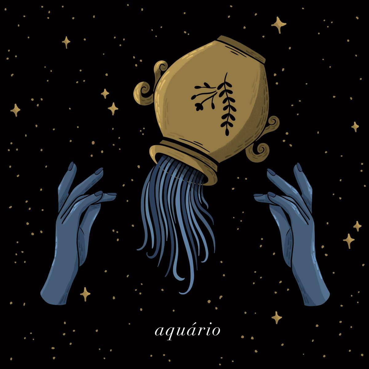Signos Aquario
